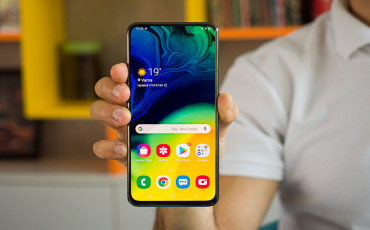 Samsung Galaxy A80 Price in Nepal | Phone Full of Innovation