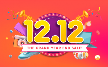 Daraz 12.12 Event: Grand Year-end Sale With Mega Deals