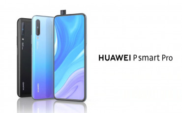 Huawei P Smart Pro Unveiled | Hybrid of Honor 9X and Huawei Y9s?