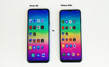 Galaxy A50s Vs Honor 9X: Which is better?