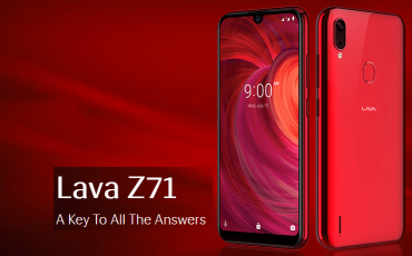 Lava Z71 Announced with Dual Rear Cameras, Dedicated Google Assistant & More