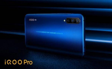 Vivo iQOO Pro Launched | Coming Soon in India