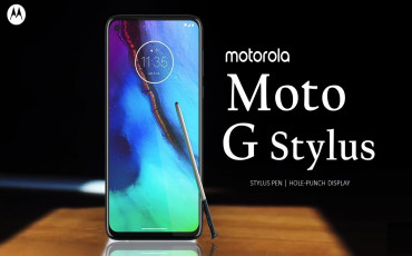 Motorola Moto G Stylus Officially Announced   Mid-range Smartphone with Stylus Support