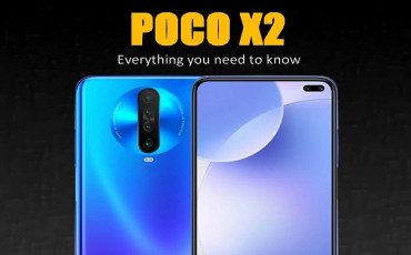 Poco X2 Launched   SD 730G, Quad Camera and 120 Hz Display
