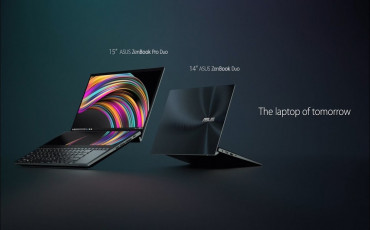 Asus Zenbook Pro Duo Launched in Nepal | Specs, Price and Availability
