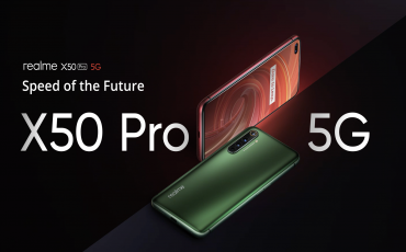 Realme X50 Pro 5G Officially Released | Snapdragon 865, 90Hz Display, and Six Camera