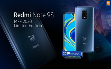 Redmi Note 9S Launched in Nepal with SD720G, 48MP AI Quad Camera & Bigger Battery