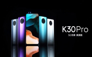 Redmi K30 Pro 5G Officially Released | Snapdragon 865, Quad Rear Camera, 33W Fast Charging and More