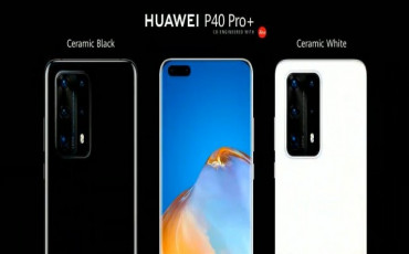 Huawei P40 Pro Plus Officially Unveiled | Flagship Phone of 2020?