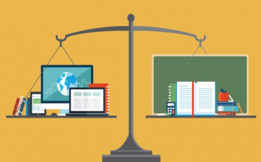 Online Classes: Are They Really on a Par with Classroom Environment?