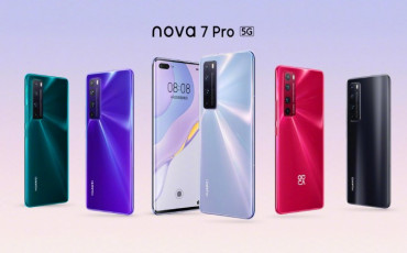 Huawei Nova 7 Pro 5G Launched | Kirin 985, Quad Rear Camera, 40W Fast Charging and More