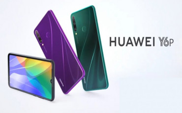 Huawei Y6p Launched: Budget Phone with Triple Camera and 5000mAh Battery