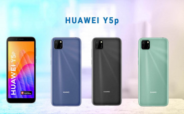 Huawei Y5p Launched in Nepal   Another Entry-Level Phone
