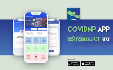 Government Launched COVIDNP App to Track and Trace Coronavirus