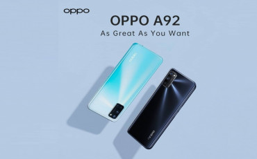Oppo A92 Officially Released | Rebranded Oppo A72 in Malaysia