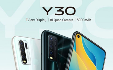 Vivo Y30 Launched in Nepal | Quad Rear Camera, Punch Hole Display & More