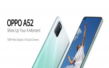 Oppo A52 Officially Launched in Nepal | Priced below Rs.30K