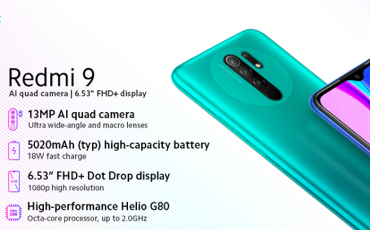 Redmi 9 Launched in Nepal   Priced below Rs.18K for 4/64GB Variant
