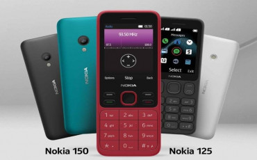 Looking for Secondary Phone? Nokia 125 & Nokia 150 Launched in Nepal