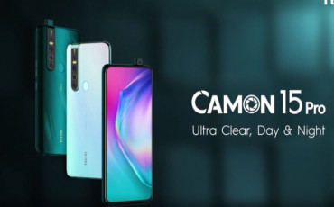 Tecno Camon 15 Pro Launched in Nepali Market   Are you Interested?