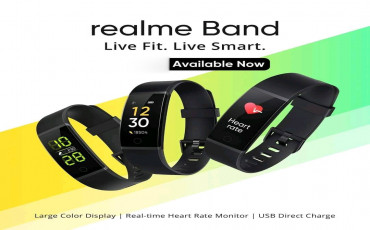 Realme Band Officially Launched in Nepal | Competitor to Mi Band?
