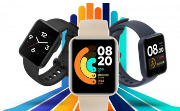 Mi Watch Lite Price in Nepal | Built-in GPS and 9 Days of Battery Life