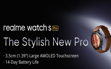 Realme Watch S Pro Announced   Coming Soon to Nepal