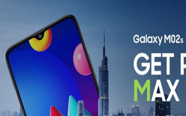 Samsung Galaxy M02s Launched in Nepal with 5,000mAh Battery