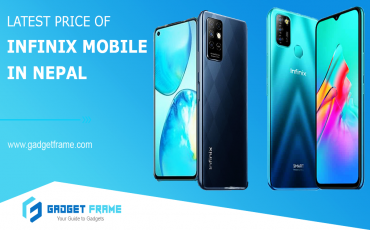 Infinix Mobiles Price in Nepal [ Latest & Updated ]