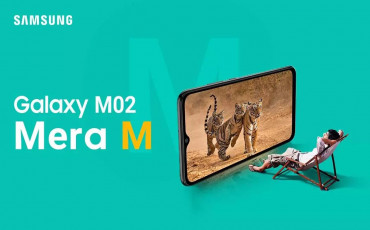 Samsung Galaxy M02 Goes Official in Nepal with 5000mAh battery