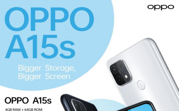 OPPO A15s Launched in Nepal | Upgrade Over Oppo A15