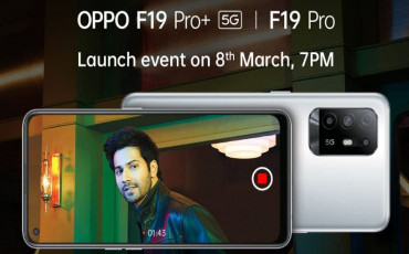 OPPO F19 Series Launching on March 8 ! Everything We Knew So Far