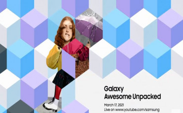 Samsung Galaxy Awesome Event on March 17   Galaxy A52 & A72 Expected