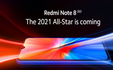 Redmi Note 8 2021 is Coming | Front Design is Out