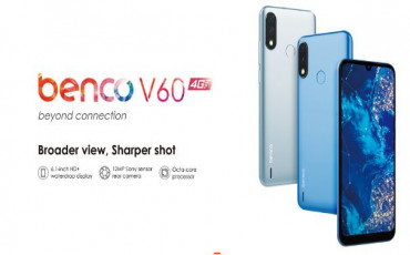 Benco V60 Launched in Nepal | Find the Price & Specs