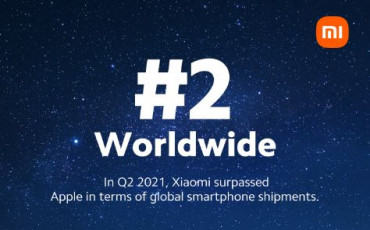 Xiaomi is now the Second largest Smartphone Brand