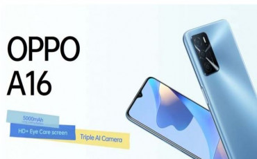 OPPO A16 Price in Nepal | OPPO Mobiles Nepal