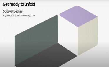 Galaxy Unpacked: Get Ready To Unfold on August 11