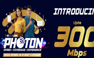 Worldlink Launches 300Mbps Photon Internet with Mesh Wi-Fi