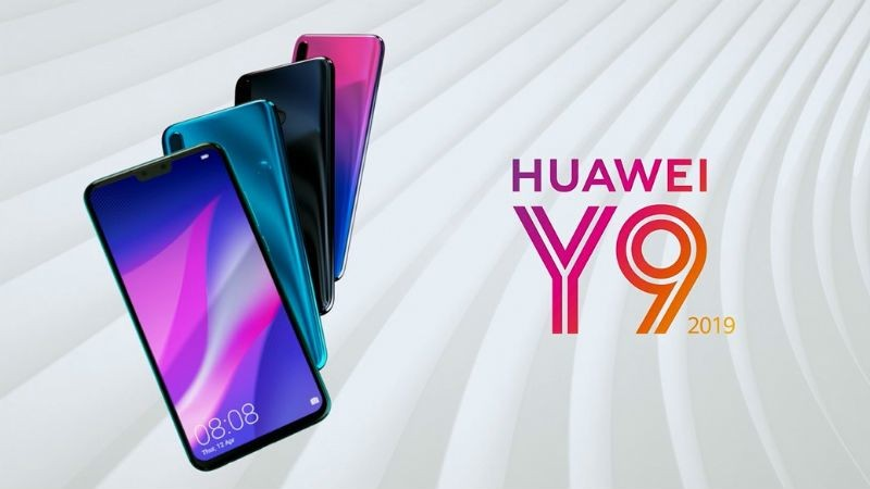 Huawei Y9 (2019) is Now Available in Nepal with 4 Cameras !