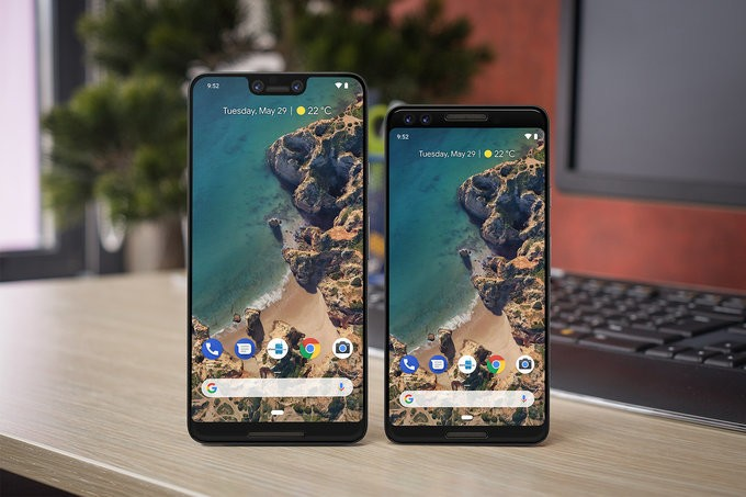 Google launches Pixel 3 and Pixel 3XL