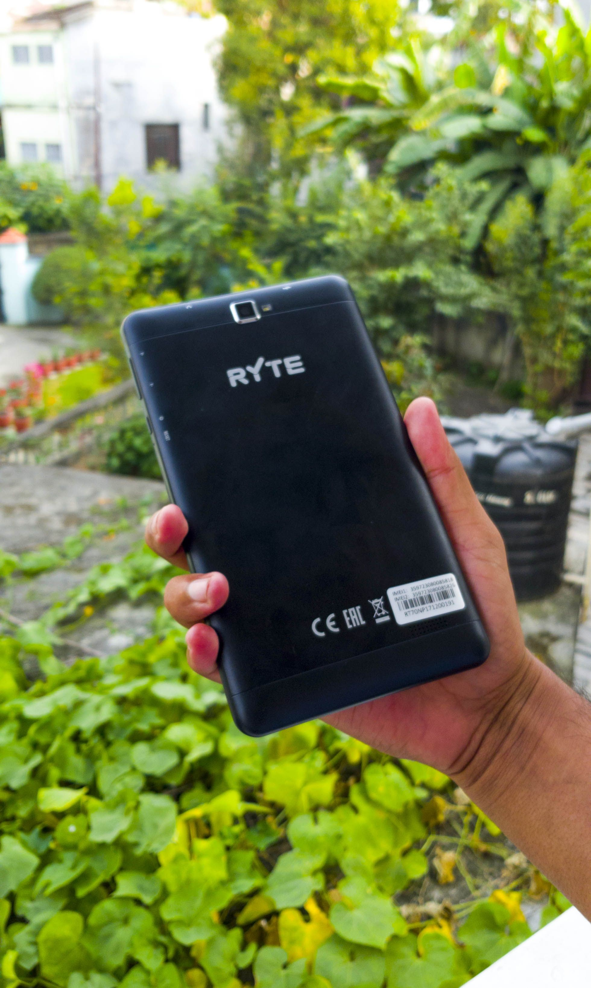 RYTE Tab1 specifications and price in Nepal