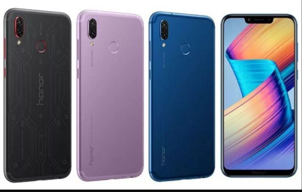 Honor unveiled their latest smartphones in Kathmandu