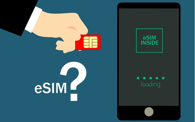 What is eSim ? How to use it? Is it available in Nepal?