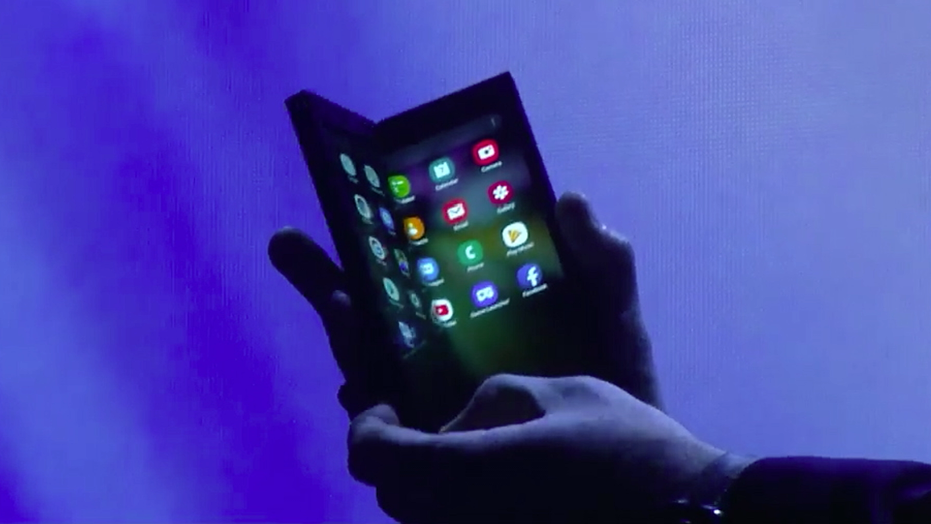 Samsung's Foldable Smartphone: Hints to launch at an Event on Feb 20