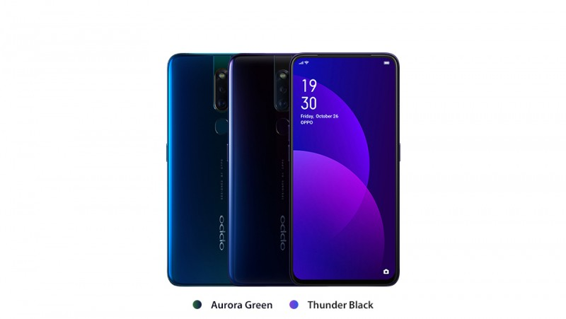 Oppo F11 Pro launching today in Nepal with VOOC 3.0 and gradient color
