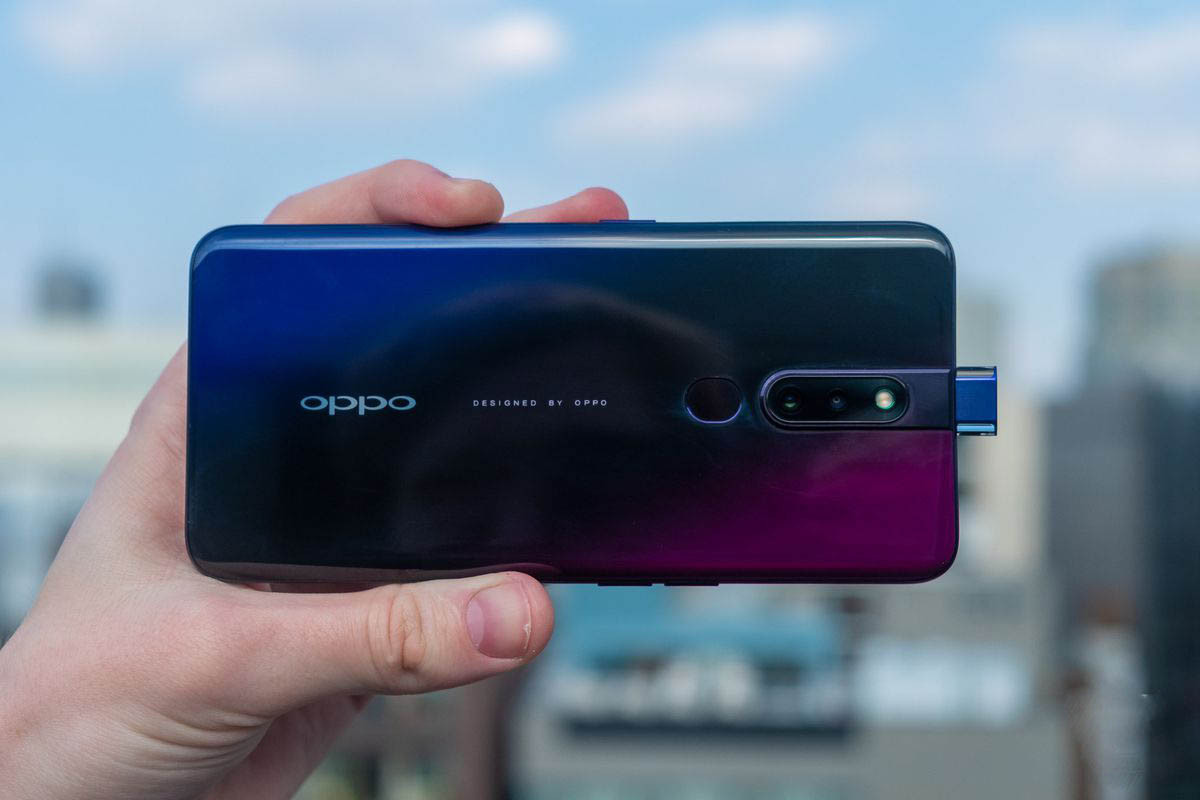 Oppo F11 Pro Price in Nepal | Rising Selfie Camera