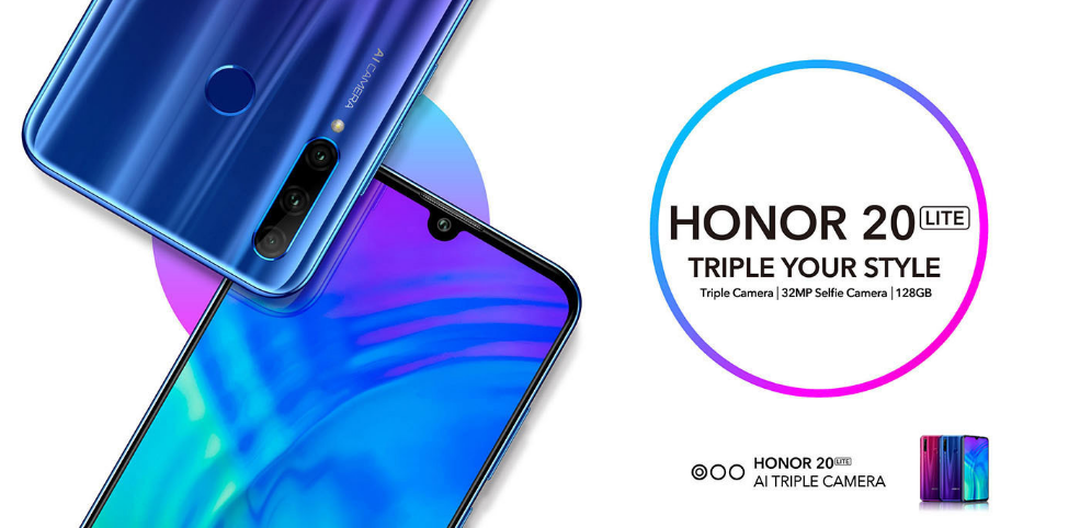 Honor 20 Lite Price in Nepal | Latest Update