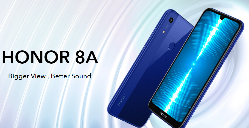 Honor  8A Launched in Nepal | Bigger View, Bigger Sound
