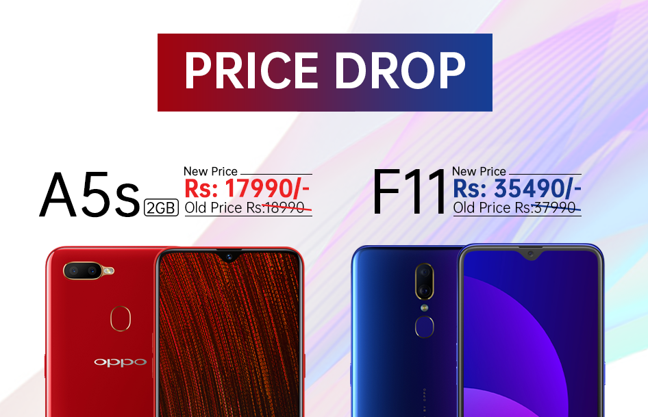 Deal Alert! OPPO A5s and F11 gets price Drop